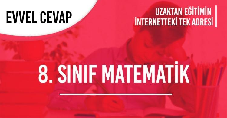 8. Sınıf Matematik Test Çöz